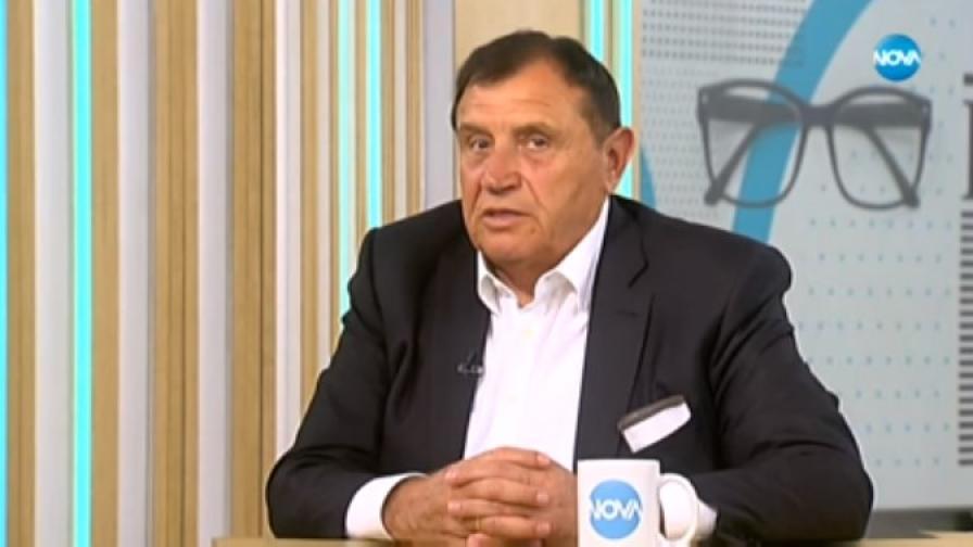 Николай Вълканов: Фирмите на Божков да бъдат извадени от КРИБ