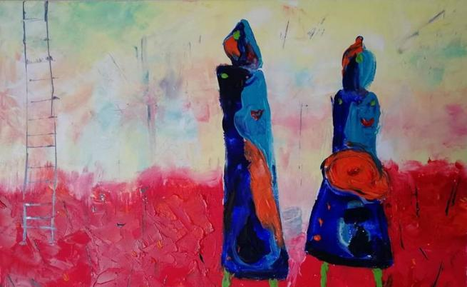 Български художник - селектиран за международна изложба