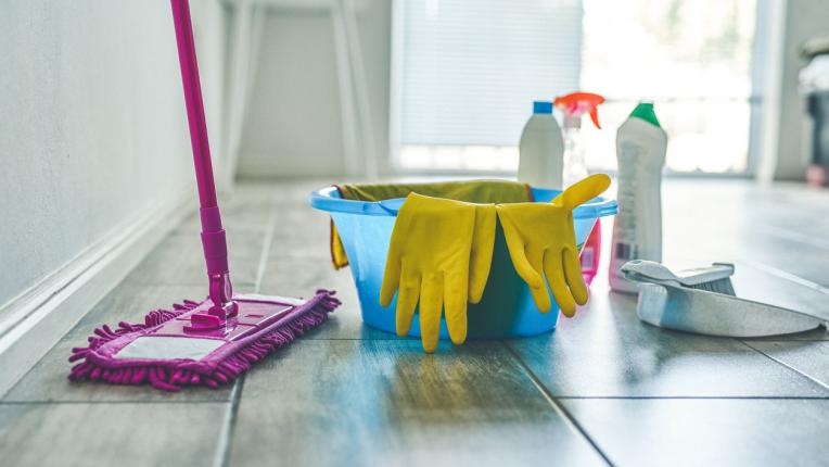чистене дом бактерии хигиена препарат дезинфекция
