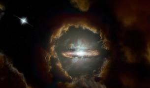 Галактиката Wolfe Disk / Архив