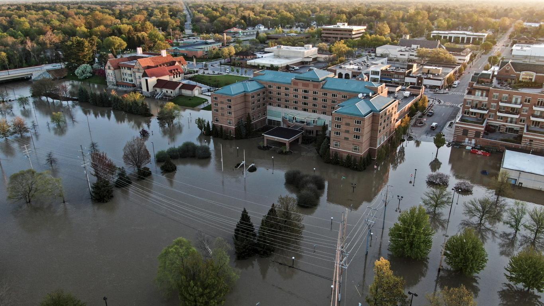 <p>Наводнение</p>