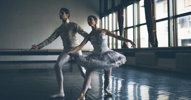 Любопитно Да мечтаеш за соло балет – репетиции за Болшой