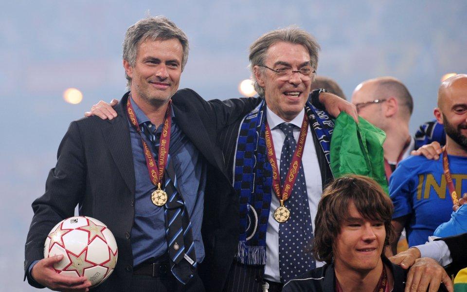 Бившият мениджър на Интер Жозе Моуриньо даде дълго интервю за