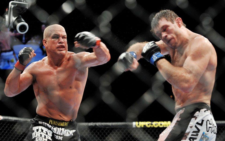 45-годишният бивш шампион на UFC в полутежка категорияТито Ортизпредизвика бившият