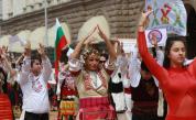 Учители по танци протестираха, искат отворени зали за култура
