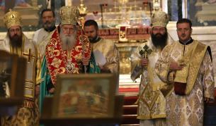 <p>Патриарх Неофит оглави празничния молебен за 24 май</p>