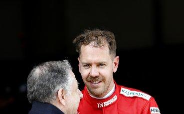 Бивш шеф във Ферари обясни причините за раздялата на тима с Фетел