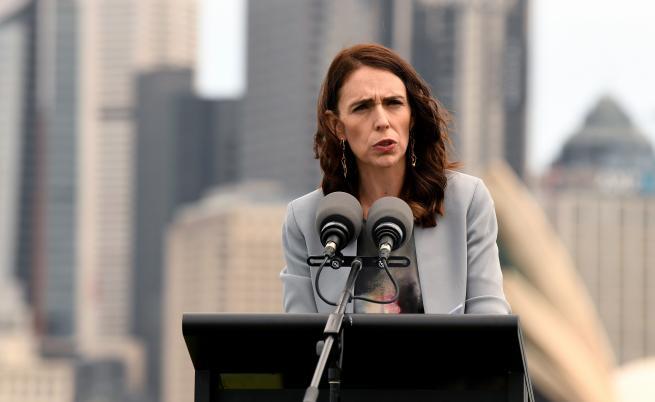 Силно земетресение стресна премиера на Нова Зеландия по време на интервю