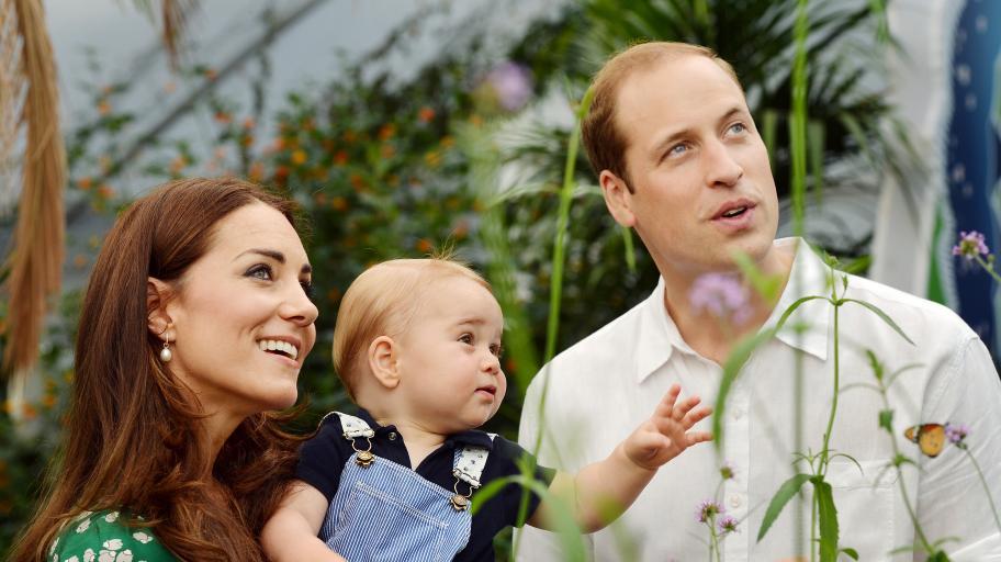 Рожденик и горд баща: принц Уилям отбелязва празника си с умилителни снимки