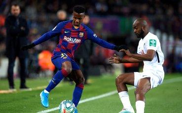 Барселона заменя Артур с голям талант по сделката за Пянич