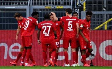 Нов жест от футболистите на Байерн - намалиха още заплатите си