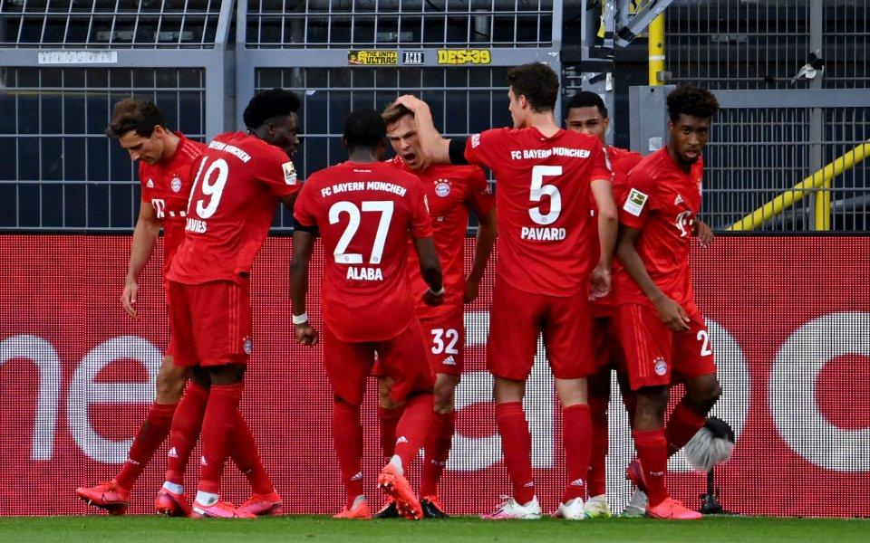 Футболистите на Байерн Мюнхен са приели ново намаление на заплатите