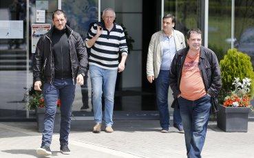 Почва да се изяснява какво е говорено на срещата на феновете на ЦСКА с Ганчев