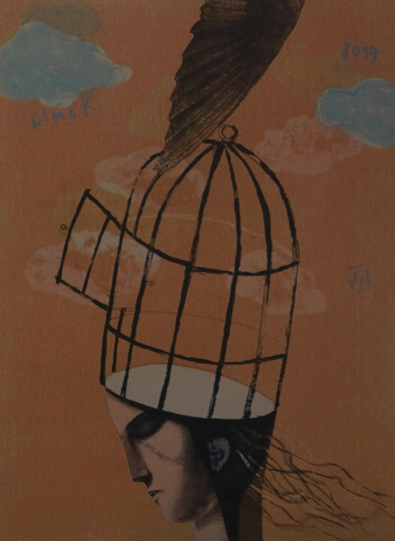 <p>Ето какво пише изкуствоведът проф. Марин Добрев за творбите на Димо Колибаров:</p>