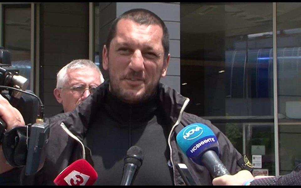 Приключи срещата на тарторите от агитката на ЦСКА със собственика