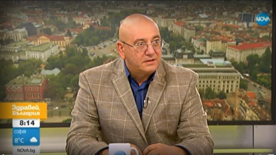 """Емил Димитров: """"Ако има по-достоен, веднага да идва"""""""