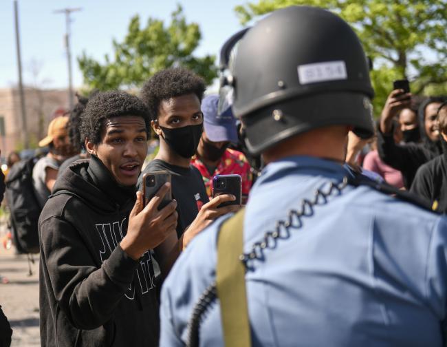 САЩ протест