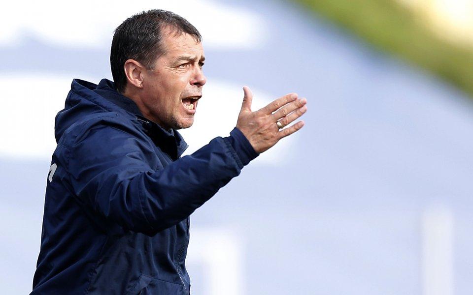 Левски победи гостуващия Витоша Бистрица с 3:1 в контролна среща