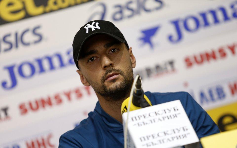 Българският тенисист Димитър Кузманов опроверга проявилите се информации, че е