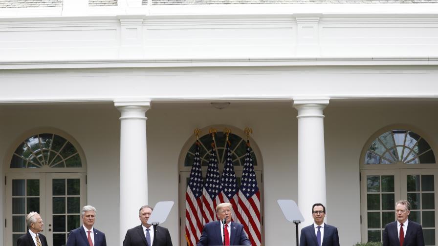 САЩ късат със Световната здравна организация