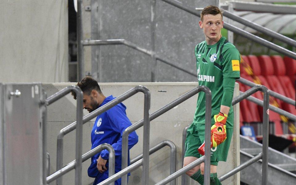 В Шалке 04 намериха виновник за слабото представяне в Бундеслигата