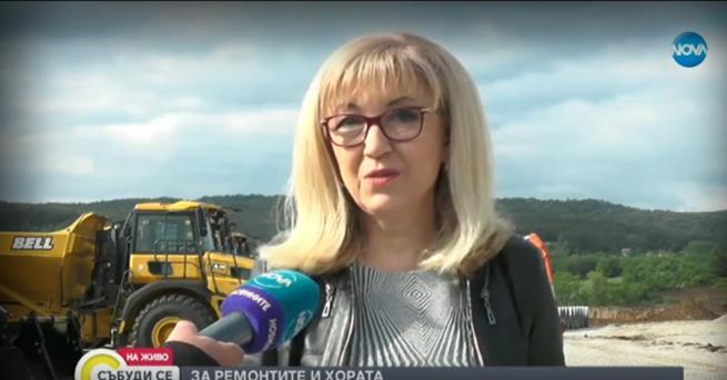 България Аврамова: Коронавирусът не е спрял строителството в България До