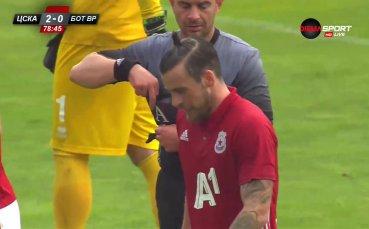 Експресен втори гол за ЦСКА отказа Ботев Враца