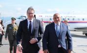 """Борисов: Отсечката на """"Европа"""" до границата със Сърбия ще е готова до края на годината"""