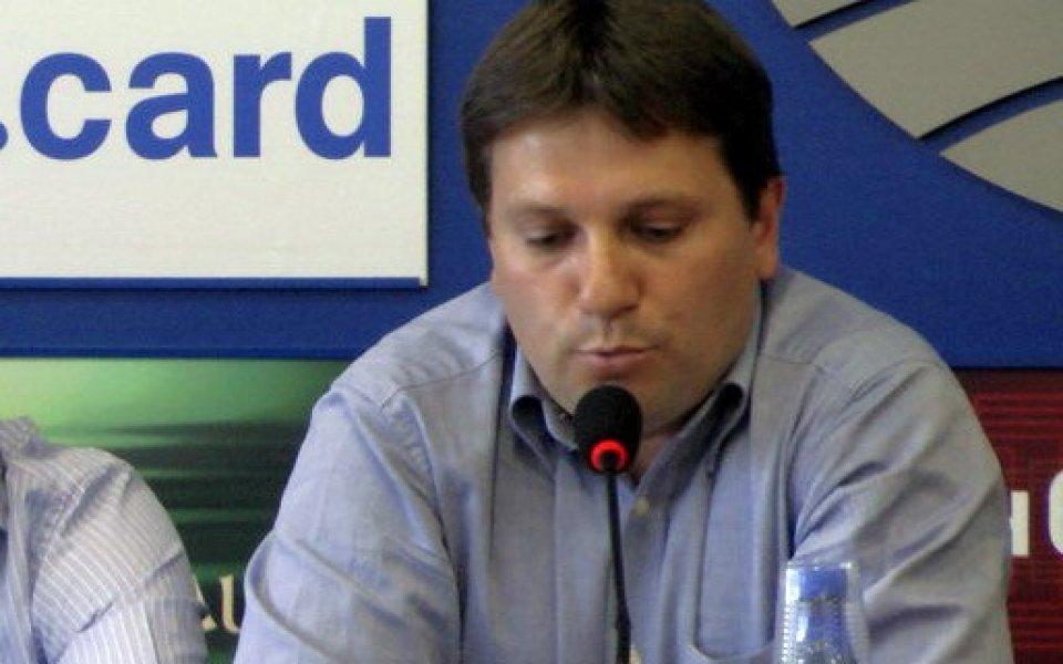 Стоян Алексиев е новият главен мениджър на Съдийската комисия, разбра