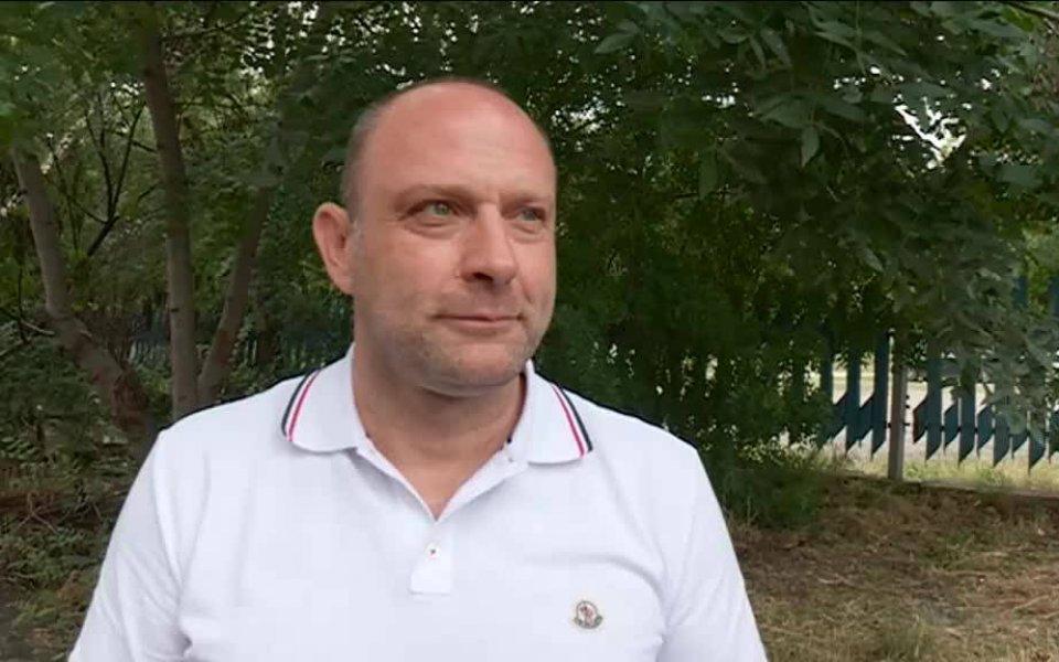 Константин Папазов говори пред NOVA за очакванията си в любимия