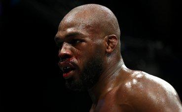 Шампион на UFC с геройски прояви по време на размириците в САЩ
