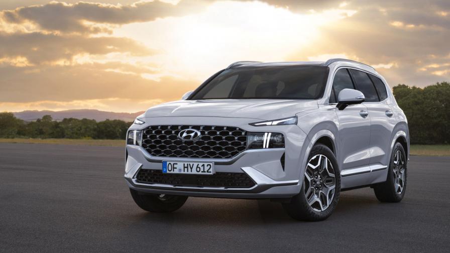 <p>Новото Santa Fe извежда Hyundai на друго ниво</p>