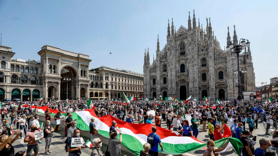 Италия отново отворена за туристи
