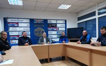 Ботев Дебелец и частна школа СК Болярчета Велико Търново започват амбициозен проект