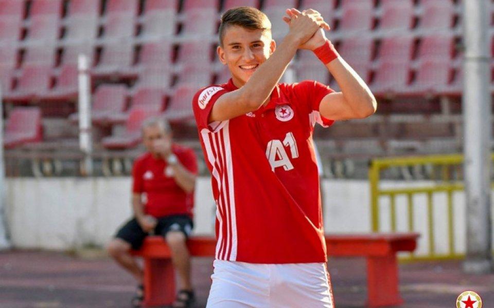 Спортният директор на ЦСКА Кристиано Джарета даде поредното си интервю