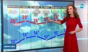 Прогноза за времето (04.06.2020 - обедна емисия)