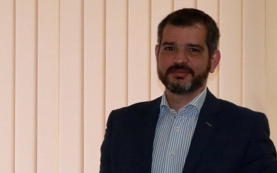 """Атанас Гаров, кандидатът за председател на комисия """"Национална волейболна лига"""""""