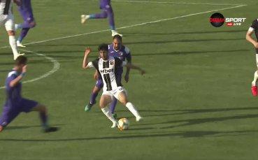 Локомотив Пловдив 0:0 Етър, първо полувреме