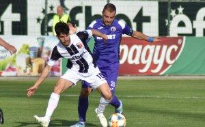 Локо Пловдив загря за Левски с бой по Етър