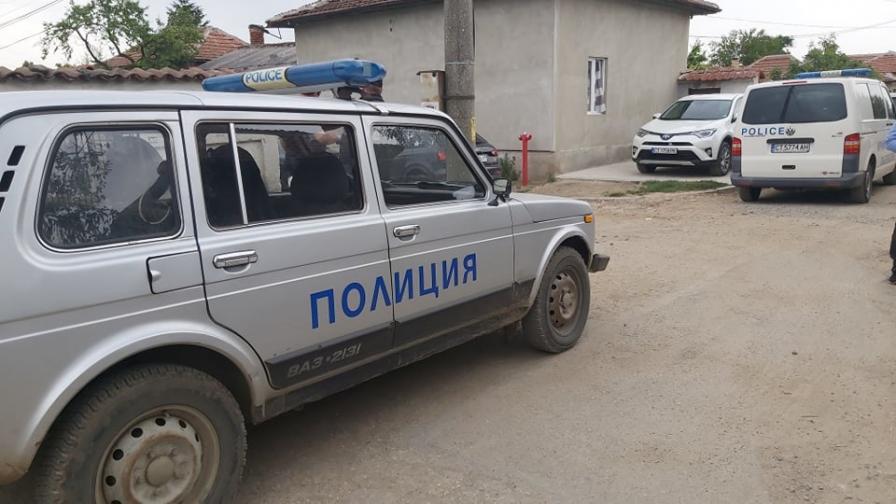 Мащабна акция на прокуратурата и ГДБОП в Старозагорско, има задържан