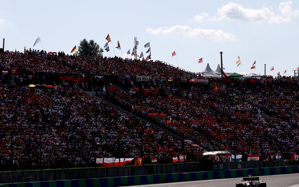 """Гран при на Унгария на пистата """"Хунгароринг"""" ще остане в"""