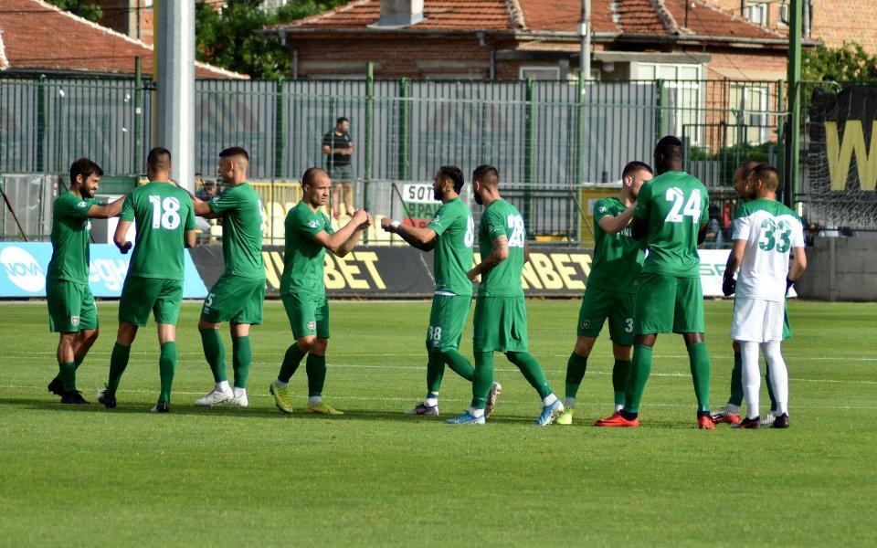 Ботев Враца победи Ботев Пловдив с минималното 1:0, а голмайсторът