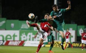 НА ЖИВО: Витоша – ЦСКА, Али Соу се провали от бялата точка