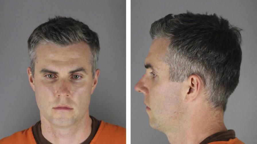 Престъпник-рецидивист сред полицаите, убили Флойд