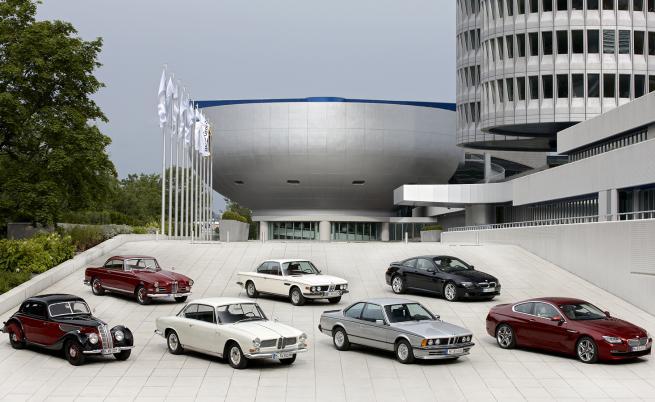 Когато купетата на BMW бяха с малки радиаторни решетки