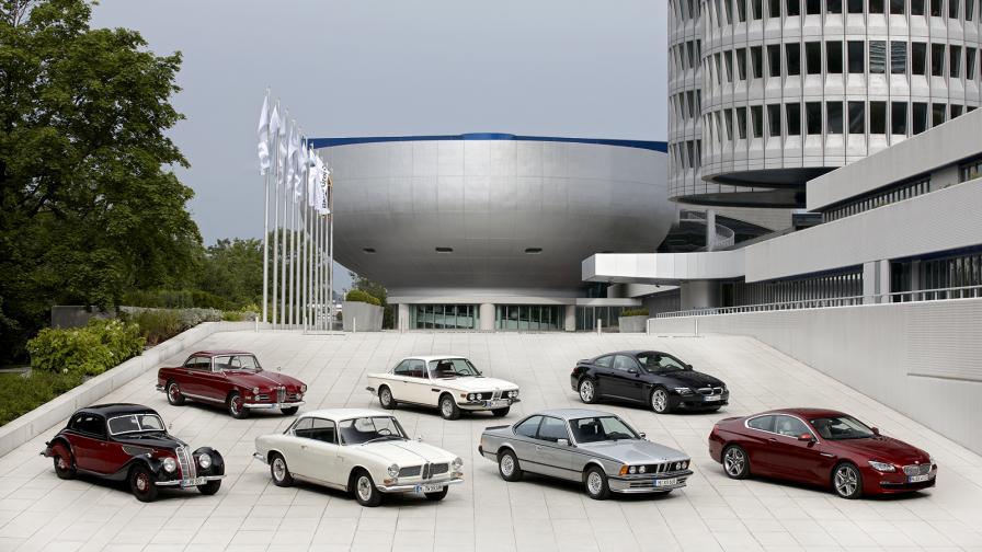 <p>Студени досиета: купетата на BMW</p>