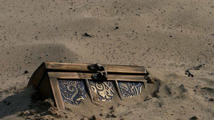Късметлия откри ковчеже със злато за над $1 млн. с криптирано местоположение в 24 стиха