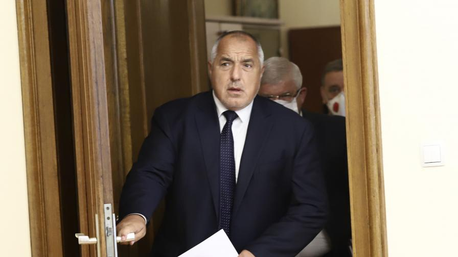 Борисов: В момента мафията иска да свали правителството