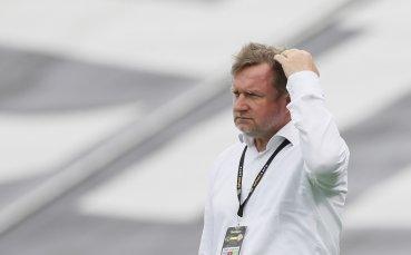 Павел Върба: Не успяхме да затворим мача