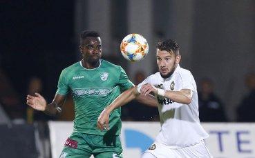Защитник на Берое: Лудогорец и ЦСКА са на нивото от френската Лига 1